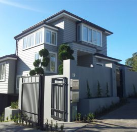 GLENBROOK HOUSES <br/>3-House Subdivision